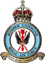 Bomber Command Badge